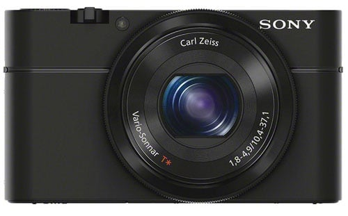 The Sony RX100: the camera under the Stellar's shiny surface