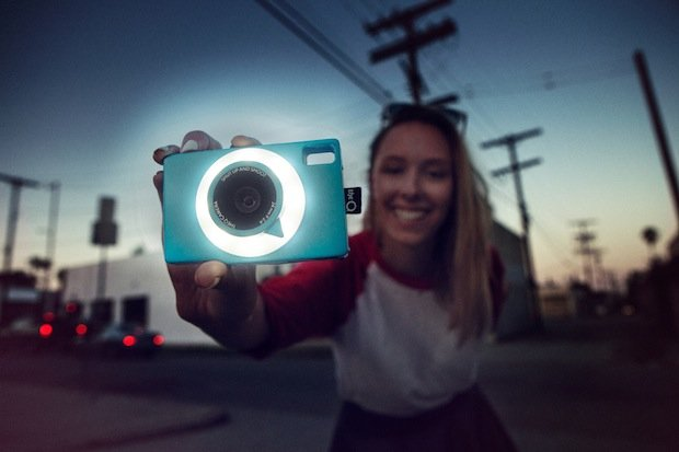 TheQ is a Cheap Connected Camera That is Designed with Social Sharing in Mind