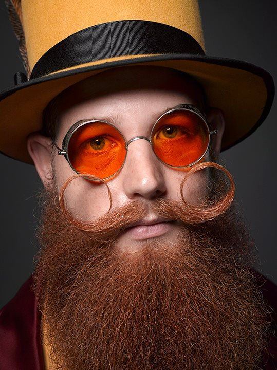 quirky portraits from the national beard and mustache championships. Black Bedroom Furniture Sets. Home Design Ideas