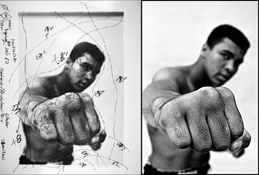 Marked Up Photographs Show How Iconic Prints Were Edited in the Darkroom — PetaPixel