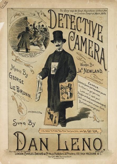 Victorian Era Detective Cameras and the Birth of Privacy Concerns