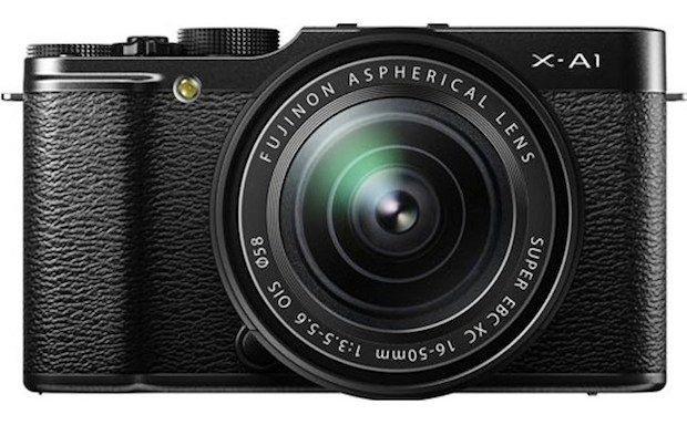Photos and a Press Release Detailing the Upcoming Entry-Level Fuji X-A1 Leaked