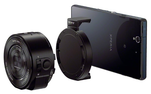 Sony Officially Debuts Two Revolutionary Lens-Style Cameras for your Smartphone