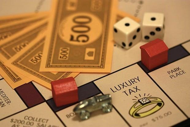 Monopoly Properties - Magazine cover