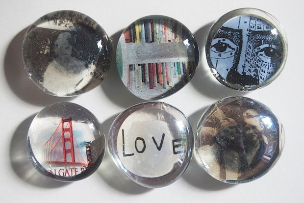 diy fun photo fridge magnets you can make in minutes