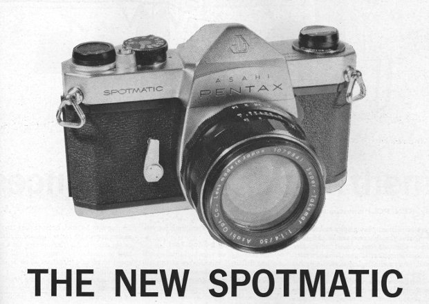 Blast from the Past: 1965 Pentax Spotmatic Review