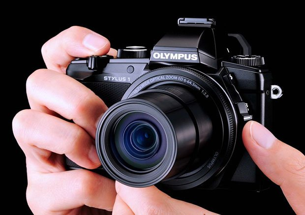 Olympus Stylus 1: A Premium Compact In the Style of a Mirrorless Camera