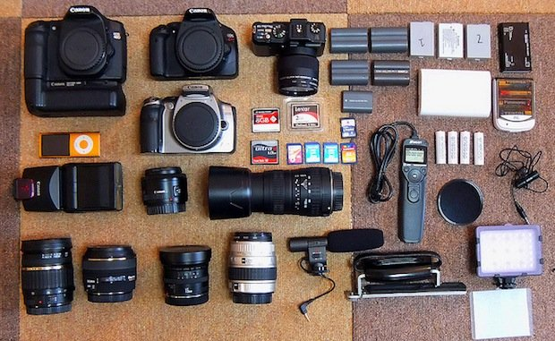Types Of Photography Gear Junkie