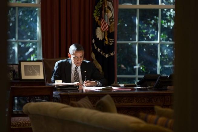 Top AP Photographer Slams White House for 'Propaganda' Photography Practices