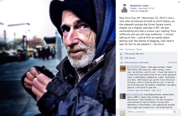 Photographers Banding Together to Help Down-and-Out Colleague
