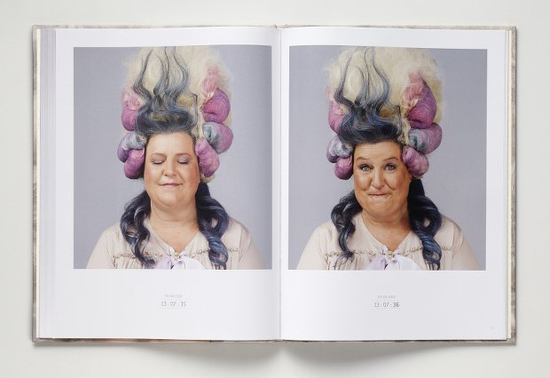 Humorous Makeover Portraits Bring Joy to Cancer Patients as Part of Touching Project