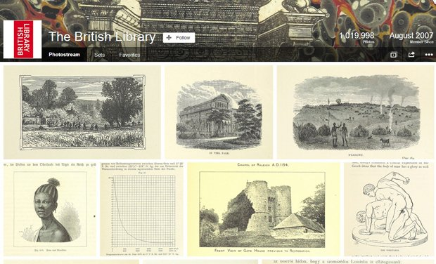 The British Library Adds One Million Public Domain Images to Flickr