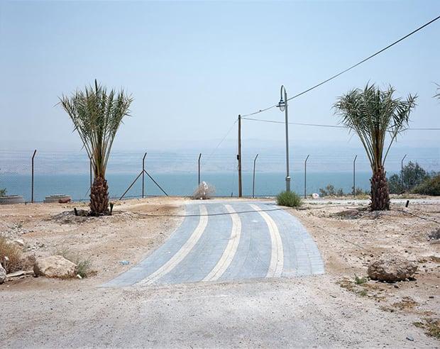 Kalia Beach, Dead Sea, 2006 ©Yaakov Israel