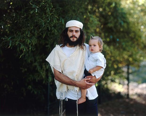 Malachi & Gur Arie Yehuda, Jerusalem, 2007 ©Yaakov Israel