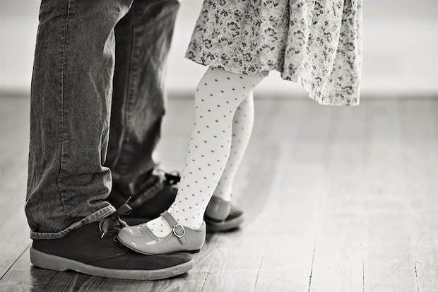 Mensagem De Filha Ou Filho Para Pai: Father And Daughter Pay A Heartwarming Photo Tribute To