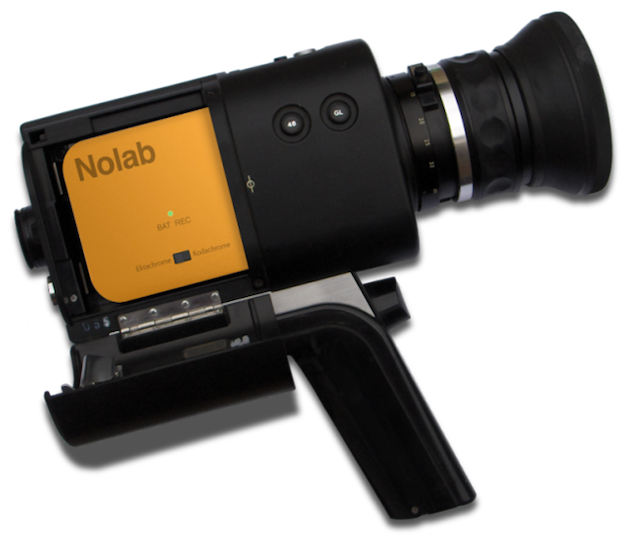 Nolab Digital Super 8 Cartridge to Breathe New Life into Old