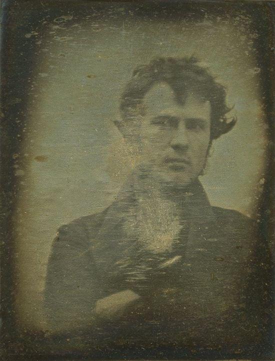 Pioneering Photographer Robert Cornelius Credited With World's First Selfie c. 1839