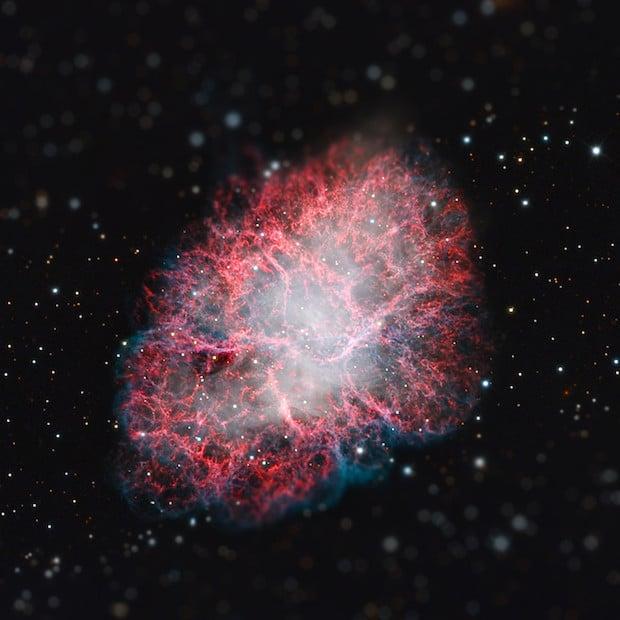Crab Nebula Original image & credit: Adam Block, Mt. Lemmon SkyCenter, U. Arizona http://apod.nasa.gov/apod/ap130905.html