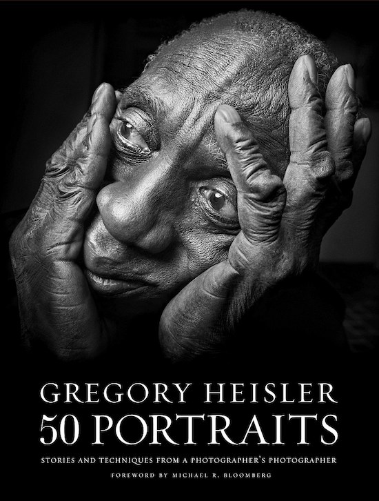 Spend Two Hours Learning from Portrait Master Greg Heisler