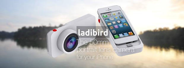 Ladibird Aims to Turn iPhones Into Serious Portrait Cameras