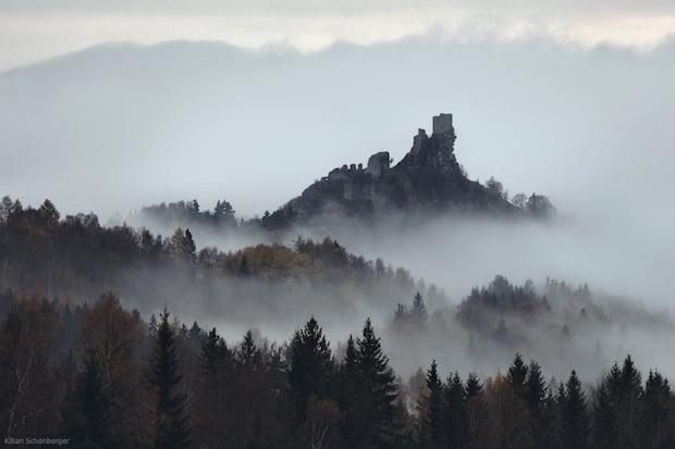 Burgruine Flossenbürg