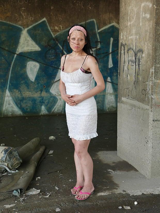 Melanie, Detroit 2011