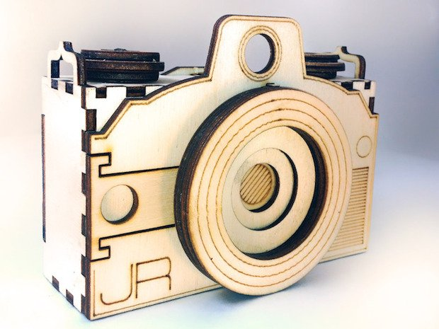 Original Pin A Customizable Wood Pinhole Camera You Build