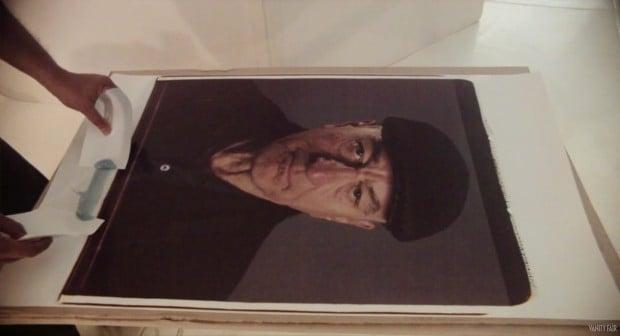 Chuck Close Polaroid-002