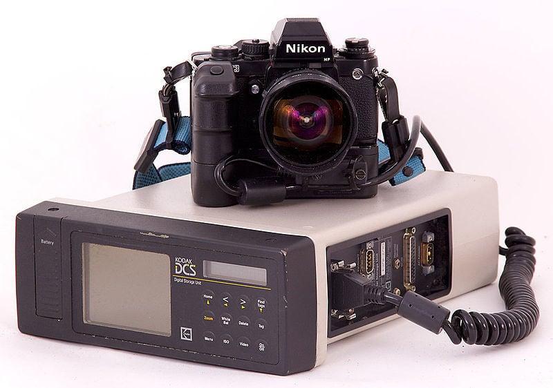 Nikon DCS