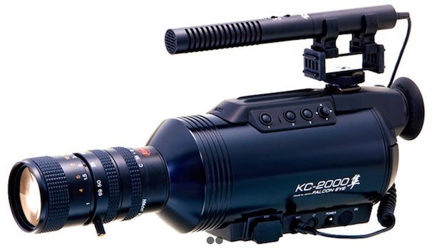 Amazing Night Vision Cam Captures Full Color HD Instead of the Classic Green