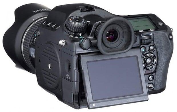 Pentax Announces Its Own CMOS Medium Format Camera, Will Show it ...