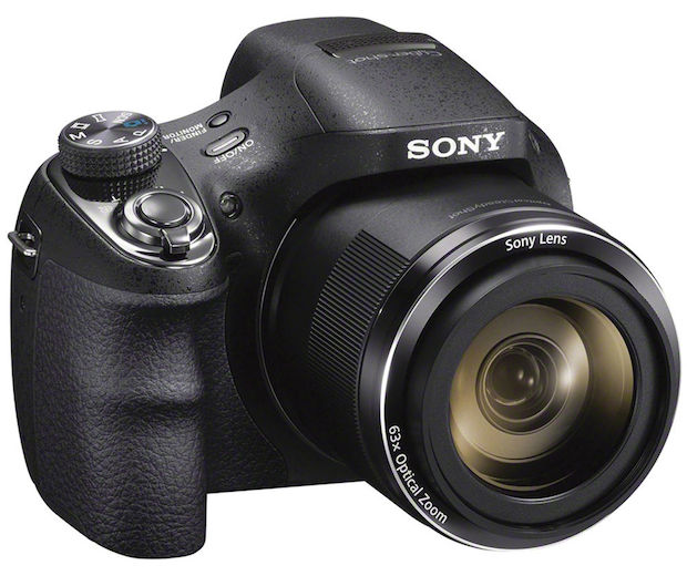 Sony Takes the Bridge Camera Bar to New Heights with Crazy 63x Superzoom at CP+