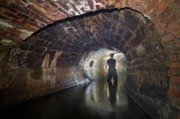 pictures secret tunnel explored - photo #28