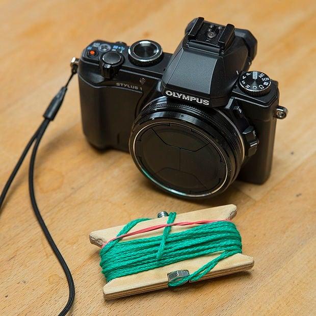 DIYCamera Stabilizer