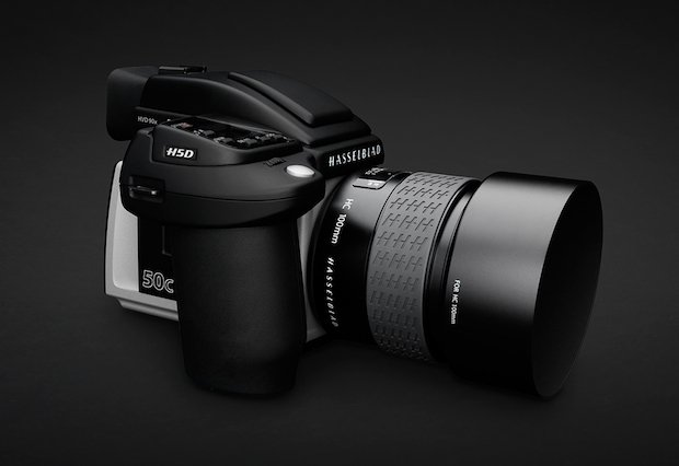 Hasselblad Makes the CMOS Sensor H5D-50C Official, Available Now for $27.5K