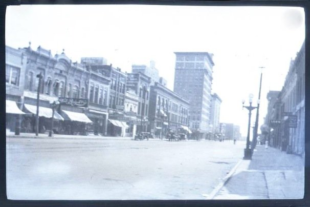 100-Year-Old Negatives and Camera Found Inside Oklahoma City Time Capsule