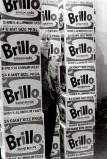 Andy Warhol - Brillo Boxes