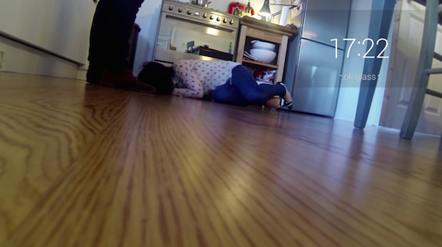 Shocking Domestic Violence PSA Uses the Google Glass POV to Send a Message