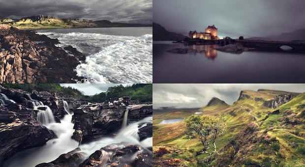 Braveheart's Legacy: A Landscape Photo Series by Kilian Schönberger
