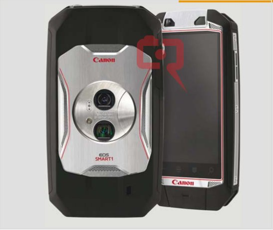 The Canon EOS 1 Smartphone, Powered by Android     and