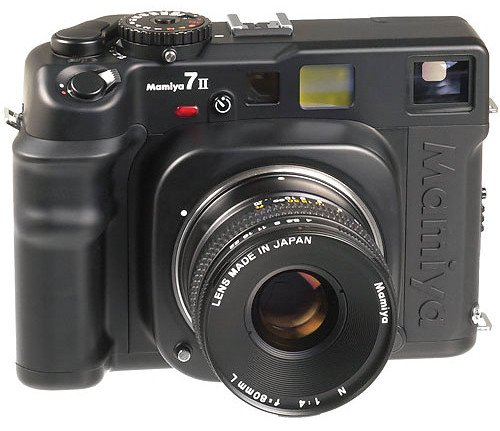 Rumor: Sony and Mamiya to Release Medium Format Rangefinder-Style Cameras in 2015