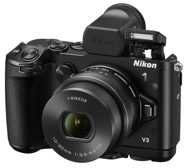 Pro Photographer Shows Off the Nikon 1 V3?s Sports Photography Chops