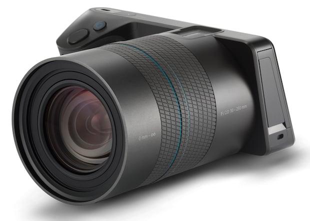 Lytro Unveils the 'Illum': A Beautiful Beast of a Light-Field Camera