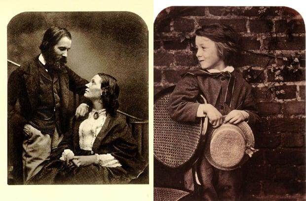 Alexander Munro & wife