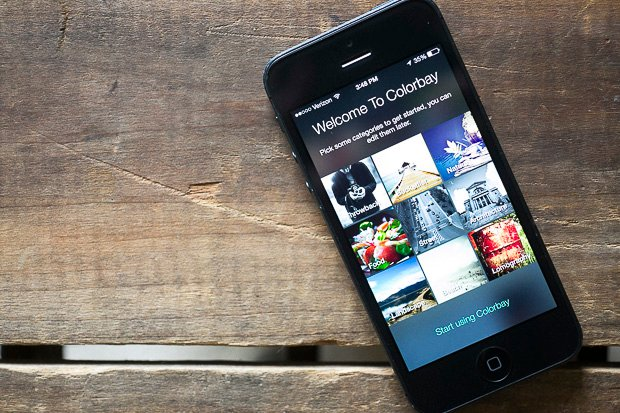 iOS App Colorbay Seeks to Redefine Photo Browsing and Discovery