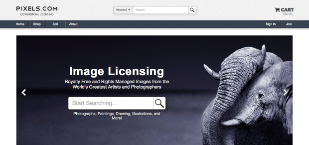 Pixels.com Promises Photographers Full Licensing Control of Their Images