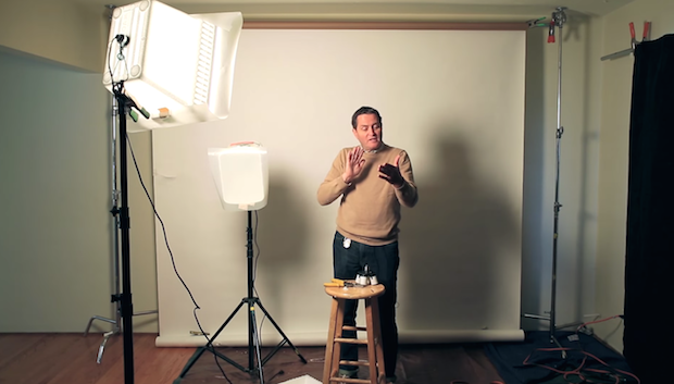 Walkthrough: How to Create a DIY Studio On a Budget