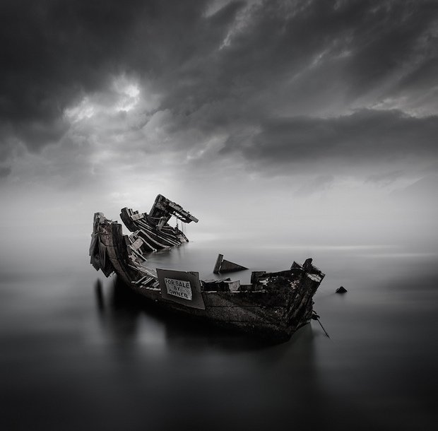 The haunting long exposure photography of darren moore