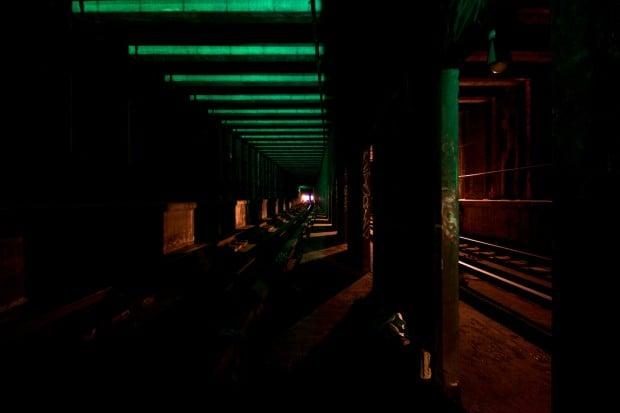 underground nyc