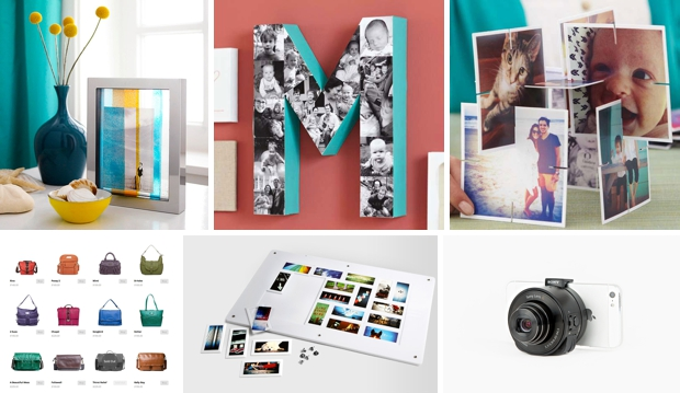 10 Photo Projects and Products Sure to Make Your Mom Smile This Mother's Day